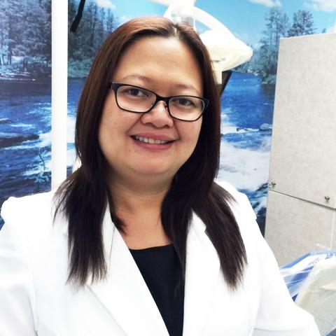 Dentist Mary Jean
