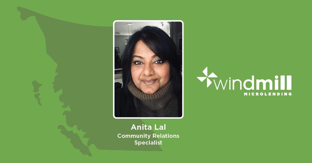 Anita Lal Windmill Microlending
