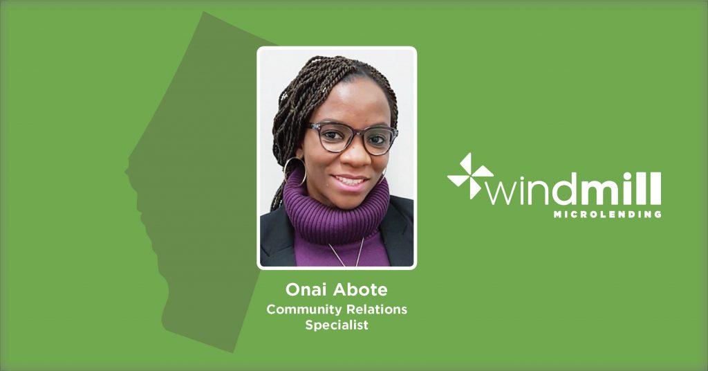 Windmill Microlending Onai Abote